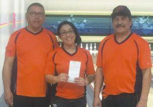 HP teams wins Enilda Trio Tournament