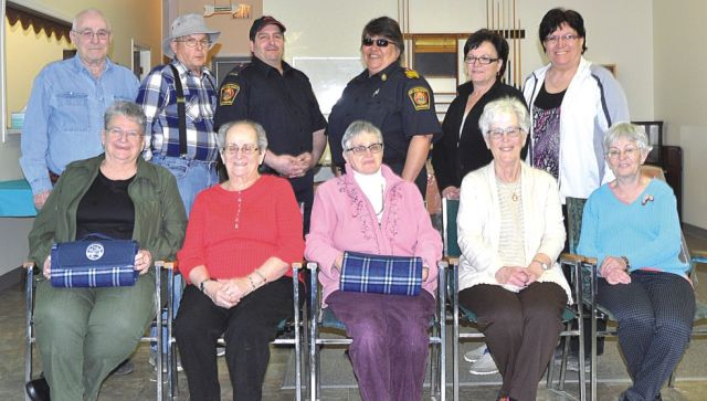 Big Lakes County extends thanks to its army of volunteers