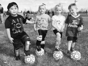 PICs – High Prairie Minor Soccer kicks off new season