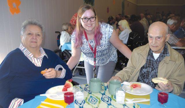 Elders honoured, thanked for efforts during Seniors' Week