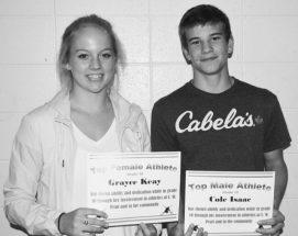 PICs – Pratt's top athletes rewarded