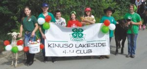 PICs – Kinuso Parade attracts 43 entries