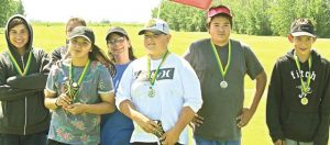 All kids were winners at LSLIRC Youth Golf Day