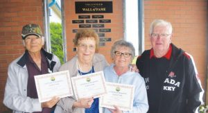 County adds 3 to Wall of Fame
