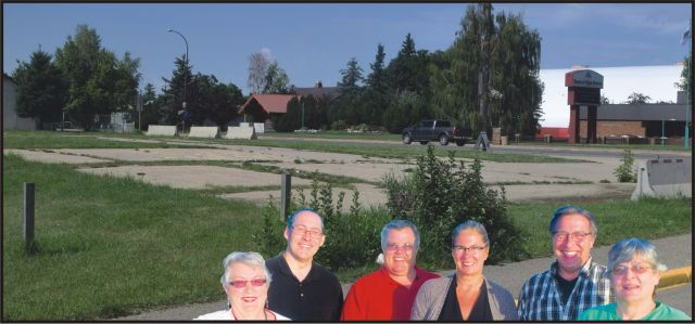 Old Esso land could be green space