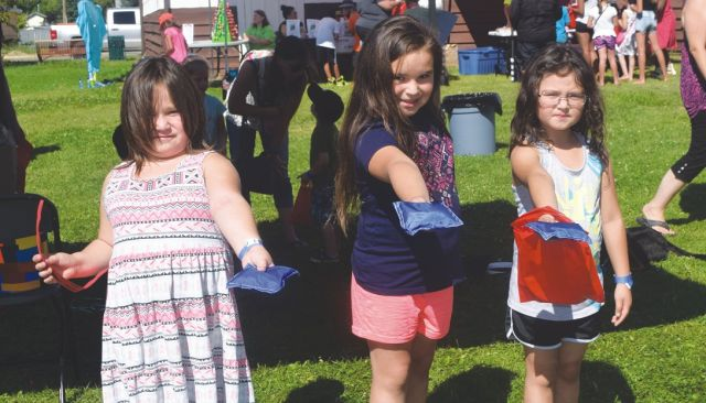 Annual Penny Carnival attracts all ages for wholesome fun!