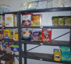 Food bank failing to meet demand, help replenish the stocks!