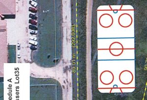 Grouard set to get long awaited outdoor skating rink