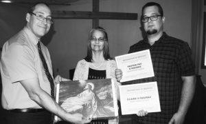 Gospel Sing honours the late Pat O'Rourke