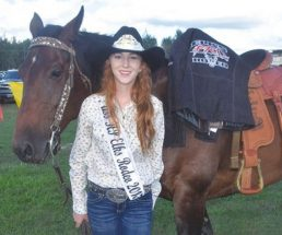 Monteith crowned Elks Pro Rodeo Queen
