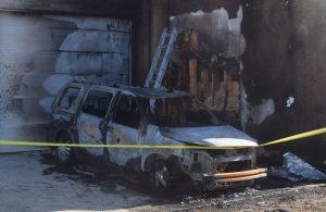 Fires strike High Prairie downtown businesses