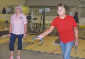 Horseshoe tournament hits target in HP