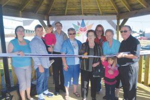 Rejuvenated MacIntyre Park rededicated