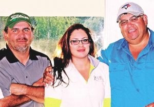 3-Ball Cash Scramble came down to playoff
