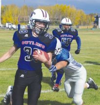 Outlaws start well but falter in loss to Norsemen
