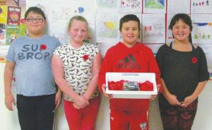 HPE – Special assembly honours those who served