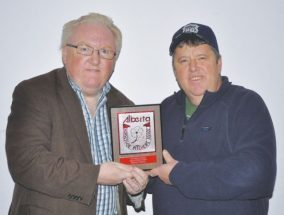 PIC – Froese wins award