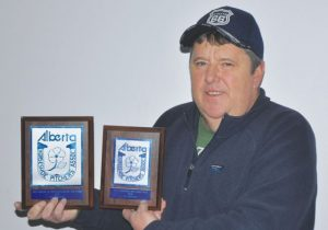 Horseshoe club wins top honours in province