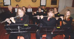 Community band keeps in tune for third season