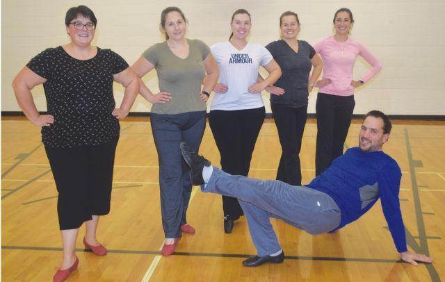Zirka Dancers resurrect adult group