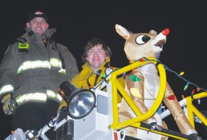 PICs – Santa Claus Parade kicks off winter bash