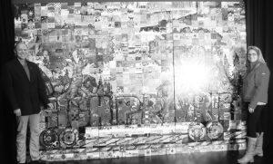 PIC – High Prairie unveils its mural mosaic