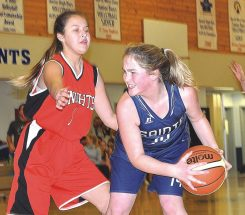 Lady Saints roll to 5th straight win