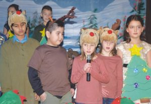 HPE students Twinkle and Shine at Christmas