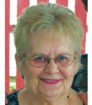 Obituary – Victoria [Vicky] Mazurek