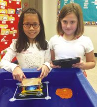 Joussard School – Students learn to trap