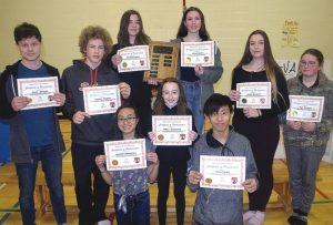 Prairie River students shine in science fair
