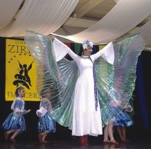 PIC – Zirka takes flight