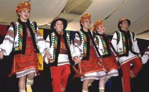 Zirkas shine; Ukrainian Cultural Society celebrates 40 years