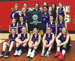 Lady Chargers go undefeated in winning zone title