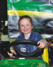 PIC – Nothing runs like a Deere!