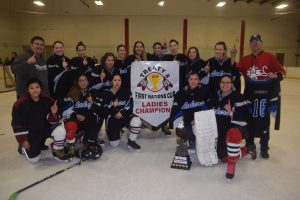 Three local teams win titles in Treaty 8 tourney