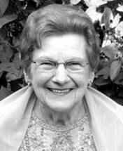 Obituary – Lucienne Marie Jeanne Aubin