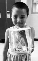 Joussard School – students release butterflies
