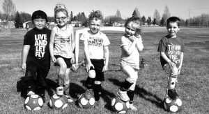 PICs – Minor soccer kicks off new season