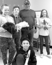 HPE – Students receive trapping lessons