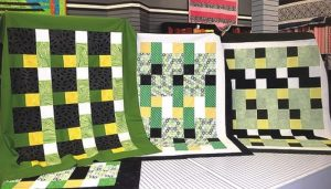 High Prairie makes quilts for Humboldt Broncos
