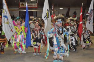 PICs – High Prairie Traditional Powwow Grand Entry
