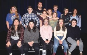 PIC – PRJH students stage mystery thriller