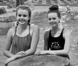 Dolphins swimmers do their club proud