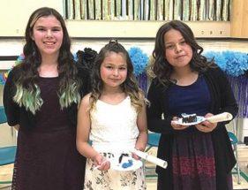 Joussard School – Excitement builds for K kids