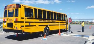 Bus drivers 'steered' in right direction