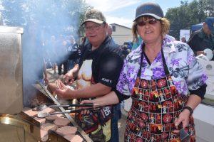 Town of High Prairie host Citizen Appreciation BBQ