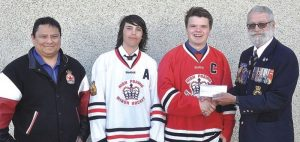 PIC – New sweaters for Legionnaires