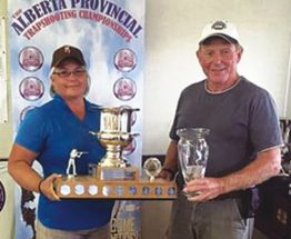Another provincial title for High Prairie!