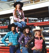 3 vie for Elks Pro Rodeo Queen title